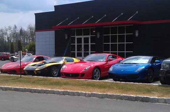 Vip S Open It Up On Monticello Motor Raceway For Boys And